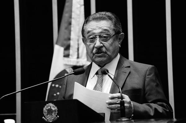 jose maranhao - Presidente do TCE lamenta falecimento de José Maranhão: 'Irreparável perda'