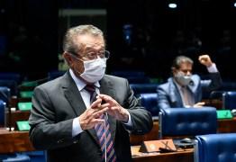 Em pronunciamento, Davi Alcolumbre faz homenagem ao senador José Maranhão: 'apenas substituo o destinatário' – VEJA VÍDEO