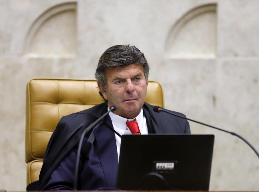 luiz fux STF scaled 1 868x644 1 - DECISÃO: Plenário do STF vai julgar CPI da Covid-19 na próxima quarta-feira