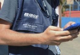 IBGE abre concursos para mais de 204 mil vagas para o Censo 2021