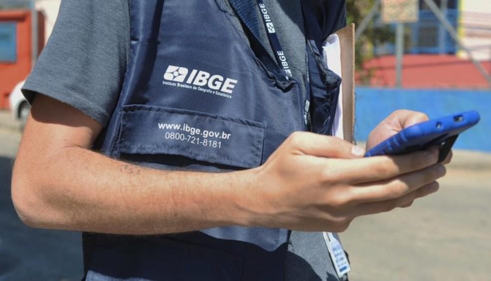materia edital ibge - IBGE abre concursos para mais de 204 mil vagas para o Censo 2021