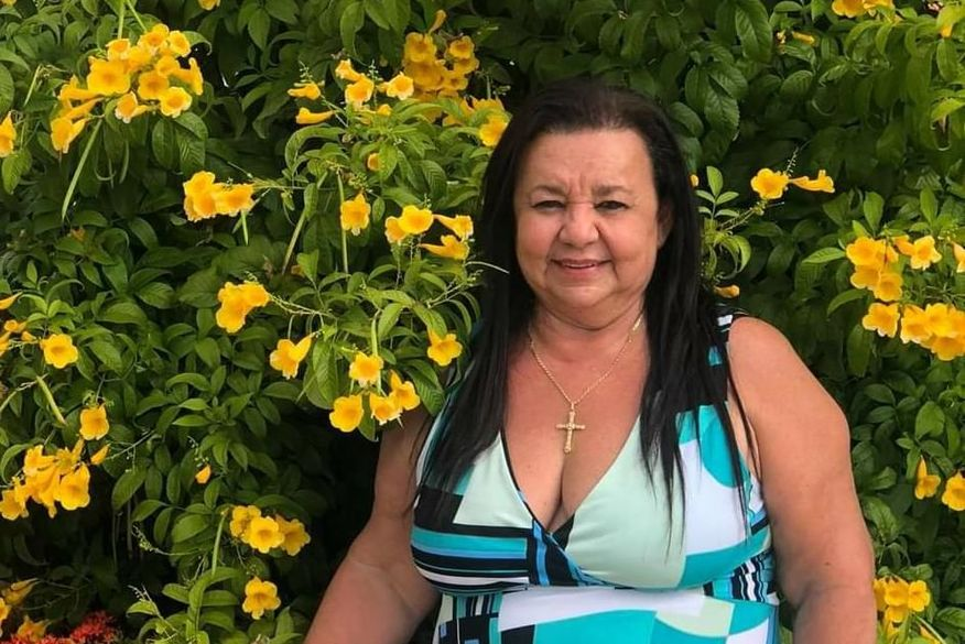 medica eva riama - Médica patoense, Eva Riama, morre de Covid-19 aos 66 anos