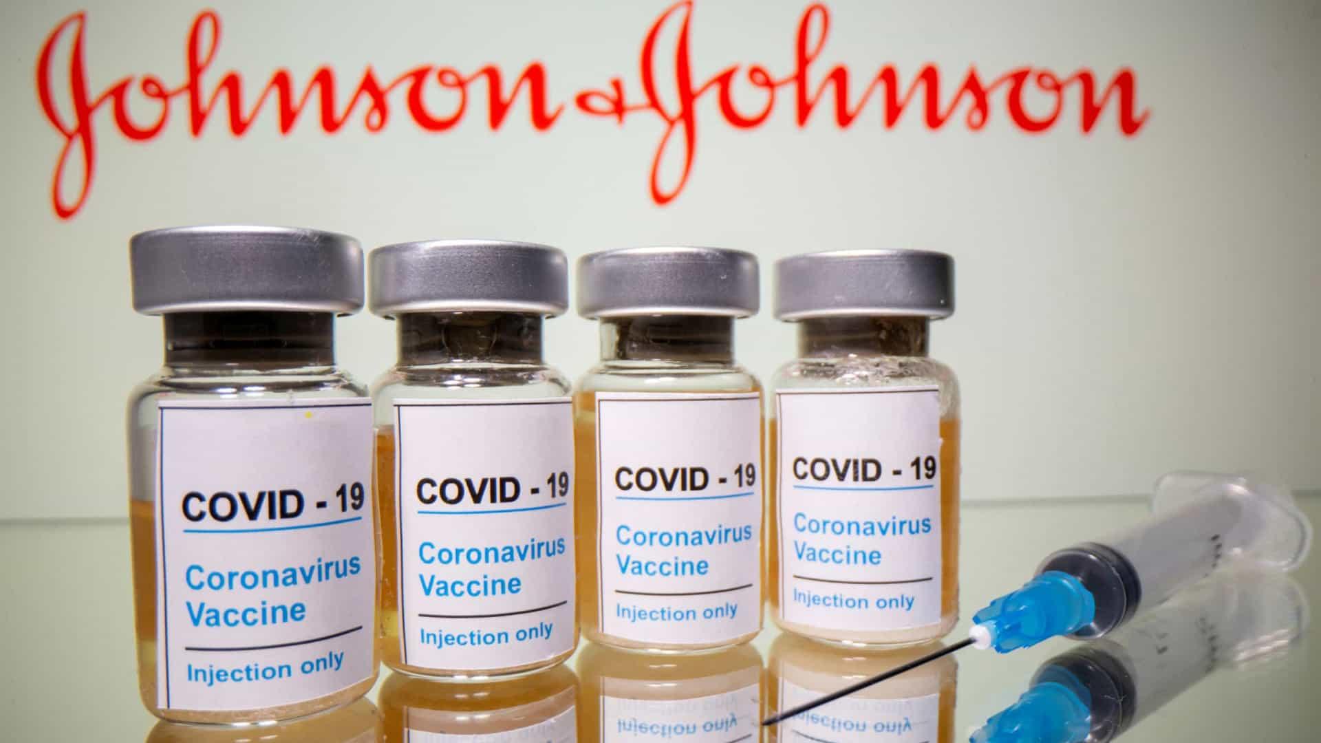 naom 601c884f32d24 - Empresa Johnson & Johnson pede à FDA que autorize uso emergencial da sua vacina