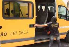 Polícia Militar recebe apoio do Detran-PB em fiscalização de veículos no toque de recolher