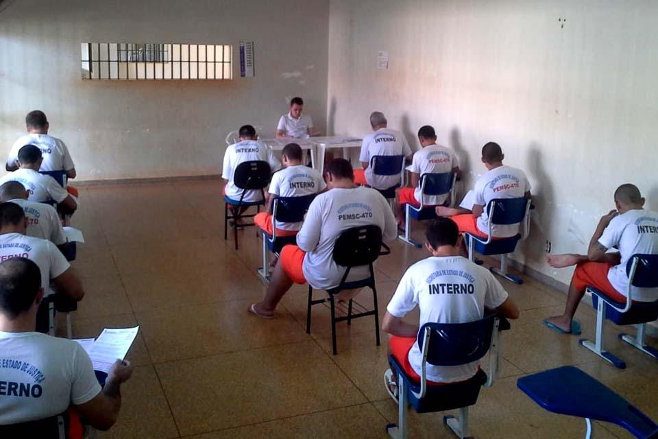 rjb57of68tbv0il - 764 reeducandos de 51 unidades prisionais da Paraíba realizam Enem nesta terça e quarta-feira