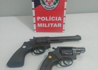 santarita 334x445 1 - Polícia Militar prende suspeitos com armas de fogo próximo ao presídio de Santa Rita