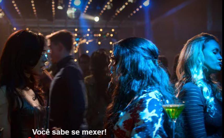 sarah lucifer - Participante do BBB 21 já foi figurante em série da Netflix - VEJA IMAGEM