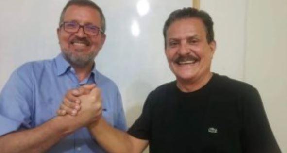 ti - Tião Gomes, prefeita de Areia e ex-prefeito Elson Cunha Lima solicitam ao Governo do Estado reconstrução da estrada que liga Areia à Remígio