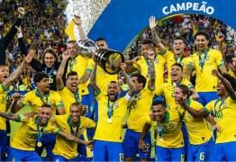 RANKING DE SELEÇÕES: Fifa divulga nova lista e Brasil se mantém em terceiro lugar