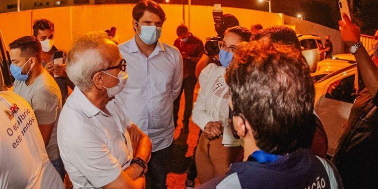"""156679947 3855481544515396 7659805519594527265 n 750x375 1 - Léo Bezerra reforça pedido a população para se proteger do coronavírus: """"Não mediremos esforços nessa luta, mas a participação de todos é fundamental"""""""