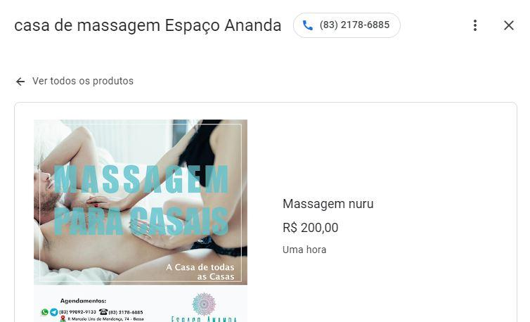 """336 - CAMINHOS DO PRAZER: casas de massagem em João Pessoa oferecem satisfação com massagem excitante e até """"ejaculação espetacular""""; confira"""