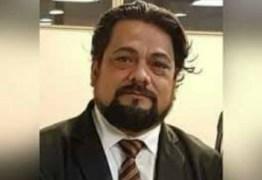 """ERRO GRAVE! Vereador de Cajazeiras deseja """"feliz aniversário"""" em publicação que comunica a morte de advogado; veja"""