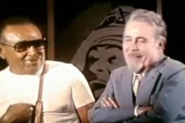 Baião - Quem inventou o baião? Um raro diálogo entre Luiz Gonzaga e Humberto Teixeira; VEJA VÍDEO