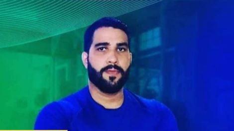 Capturar 1 - Personal Trainer paraibano, João Paulo, morre aos 30 anos vítima de Covid-19