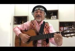 BBB21: Santanna, O Cantador canta 'Tamborete de Forró' especialmente para Juliette – ASSISTA