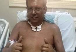 COVID-19: Após 42 dias em coma, homem deixa UTI e ganha na Mega-Sena
