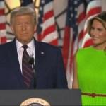 Capturar.JPGlo  - Sem comunicar o público, Trump e Melania foram vacinados na Casa Branca