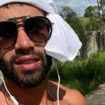 Capturar.JPGok  - 'BBB 21': Gusttavo Lima se prepara para show dentro da casa - VEJA VÍDEO