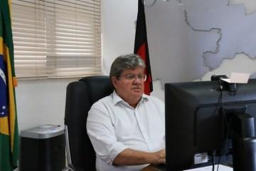 JOÃO AZEVÊDO CIDADANIA - João autoriza estudos para pagamento dos subsídios às Polícias Militar, Civil e Penal e Corpo de Bombeiros