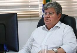 João Azevêdo reforça pedido de vacinas feito por governadores ao Planalto