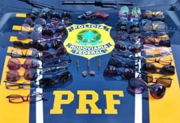 Grupo que realizava assaltos a comércios na Paraíba e em Pernambuco é preso pela PRF em Campina Grande