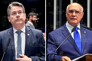 Dois senadores testam positivo para Covid-19