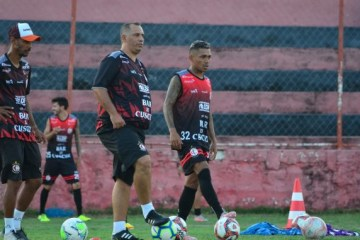 Treinador do Campinense analisa confronto contra o Bahia pela Copa do Brasil