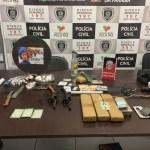 WhatsApp Image 2021 03 03 at 10.05.43 - Operação policial prende oito que praticavam homicídios e tráfico de drogas em Patos