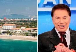 Silvio Santos paga dívida milionária de seu hotel de luxo após ser cobrado pela Justiça