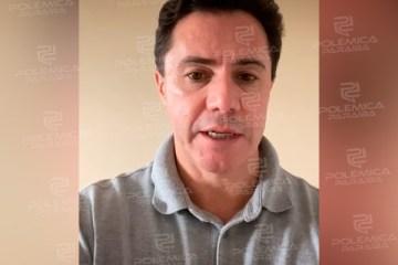 """Veneziano lamenta morte do empresário José Carlos: """"grande empresário, cidadão"""" – VÍDEO"""