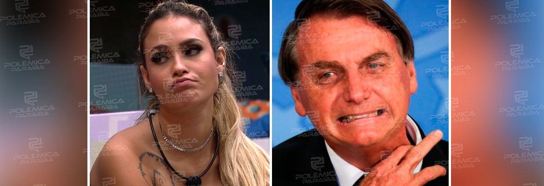 WhatsApp Image 2021 03 05 at 17.39.26 - BBB21: Sarah revela que gosta de Bolsonaro e fãs se decepcionam