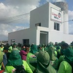 WhatsApp Image 2021 03 06 at 08.48.22 - ATRASO NOS SALÁRIOS: Funcionários da empresa LimpMax paralisam atividades em João Pessoa - VEJA VÍDEO