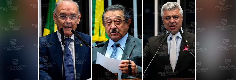 WhatsApp Image 2021 03 18 at 17.15.46 - Além de Major Olímpio, senadores Arolde Oliveira e José Maranhão perderam a vida para a Covid-19; relembre