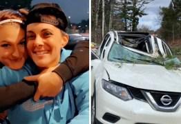 Galho de árvore cai em carro e mata Rochelle Hager estrela do TikTok aos 31 anos