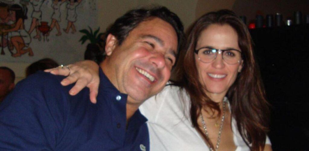"""ana luiza - Apresentadora da Globo lamenta morte do marido: """"O amor da minha vida foi embora"""""""