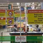 atacadão 2 - Covid-19: supermercado Atacadão é interditado por descumprir horário de fechamento