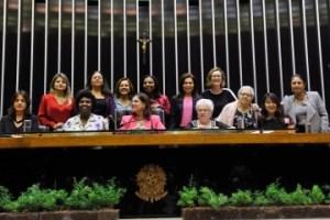 bancada feminina 300x200 - Bancada feminina na Câmara destaca três Projetos de Lei que devem ter prioridade no Plenário durante o mês da mulher