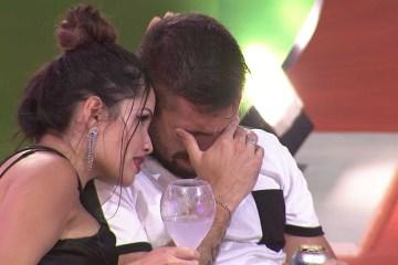 Arthur chora em conversa com Juliette, que diz: 'Ser forte não é ser rígido, é ser você como sempre foi' – VEJA VÍDEO