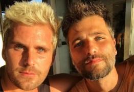 """""""Não falo há três anos"""", revela Thiago Gagliasso sobre relação com seu irmão Bruno"""