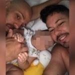 casal 29 600x400 1 - Justiça manda casal homoafetivo devolver bebê adotada em Goiás 'Preconceito velado'