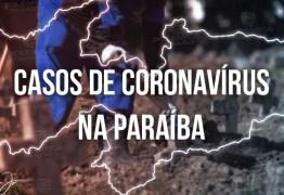CORONAVÍRUS: Paraíba confirma 1.300 novos casos e 45 óbitos neste sábado, taxa de ocupação na capital é de93%
