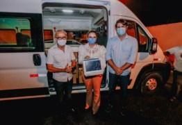 João Pessoa recebe novos equipamentos para UTI