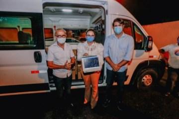 cicero - João Pessoa recebe novos equipamentos para UTI