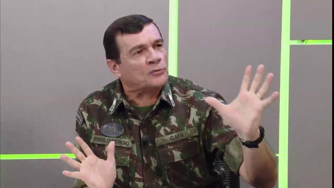 general paulo sergio - General Paulo Sérgio é o novo comandante do Exército