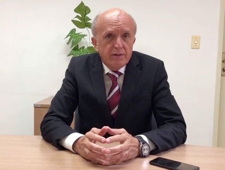 geraldo medeiros - Secretário prevê aceleração da vacinação contra Covid-19 na Paraíba