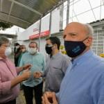 gere - João Azevêdo decide colocar unidade I da Frei Damião em funcionamento para tratamento de pacientes com Covid-19