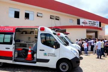 hosp reg cajazeiras - Hospital Regional de Cajazeiras informa que 100% dos leitos, de UTI e enfermaria, estão ocupados