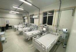 Hospital das Clínicas de Campina Grande abre novos leitos e se torna maior unidade de tratamento da Covid-19 na Paraíba