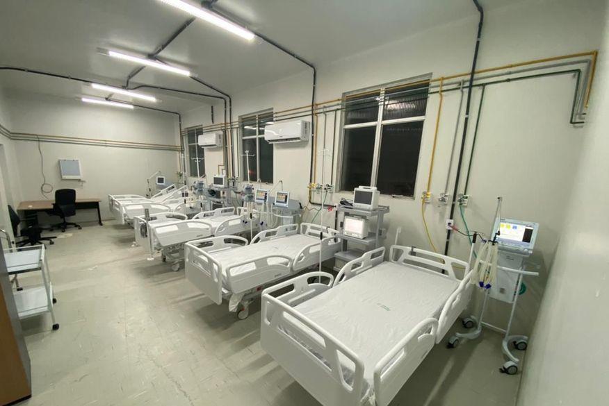 hospital das clinicas cg - Hospital das Clínicas de Campina Grande abre novos leitos e se torna maior unidade de tratamento da Covid-19 na Paraíba