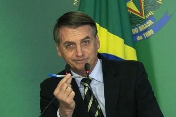 jair.bolsonaro.15.jan .2019.sergio.lima  - Bolsonaro inclui professores em grupo prioritário da vacinação contra a Covid-19, diz ministro da educação